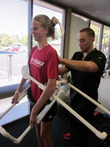 Spinal Weighting for Scoliosis Treatment 2