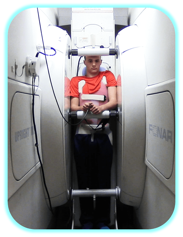 In-Brace Scoliosis MRI Quarterly Checkup