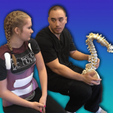 Understand what scoliosis is and what causes scoliosis