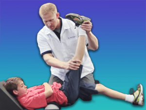 Scoliosis Care Centers recommends the Cox test to check for scoliosis at an early age