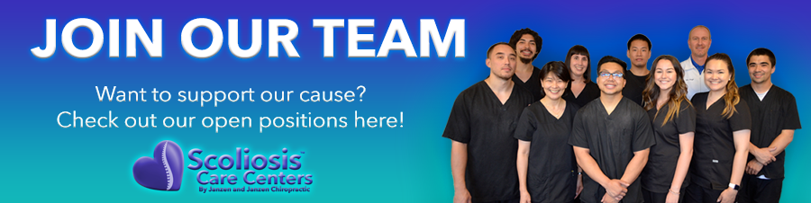 Join the Scoliosis Care Centers Team