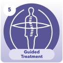 Icon for MRI guided treatment