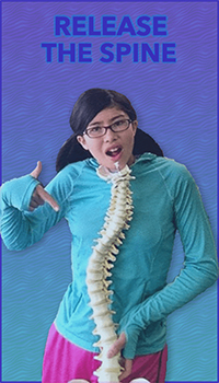Release the Spine From Contractures