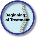 Beginning of treatment icon