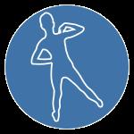 Scoliosis exercises icon