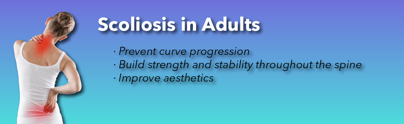 Scoliosis pain and treatment in adults