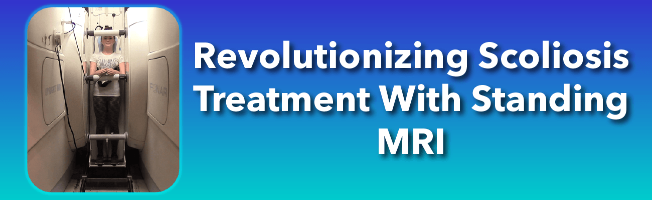 Revolutionizing scoliosis treatment with standing MRI